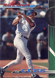 1993 Stadium Club #8 Cubs Team Set