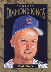 1996 Donruss #DK-14 Diamond Kings SN#06946/10,000