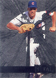 1996 Fleer Metal #141 Platinum Edition