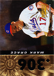 1996 Pinnacle Foil #306 .300 Series