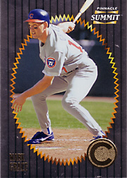 1996 Pinnacle Summit Foil #145