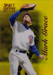 1996 Score Select Certified #94 Mirror Gold 1 of 30