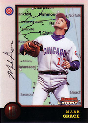 1998 Bowman Chrome #39 International Refractor