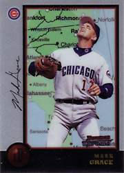 1998 Bowman Chrome #39 International