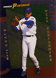 1998 Pinnacle Performers #59 Peak Performers