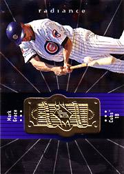 1998 Upper Deck SPx #68 Radiance SN#3946/4500