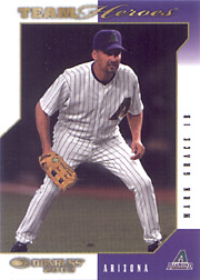2003 Donruss Team Heroes #19 Glossy