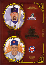 2004 Donruss Diamond Kings #T2 Timeline