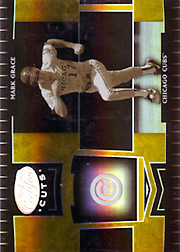 2004 Leaf Certified Cuts #227 Marble Gold SN#18/25