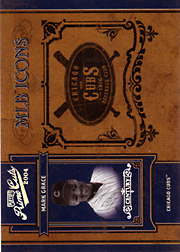 2004 Playoff Prime Cuts II #MLB-27 MLB Icons Century SN#23/25