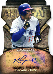 2015 Topps Series 2 #ASA-MG All Star Autograph Walmart Exclusive SSP 1 of 10