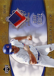 2005 Upper Deck MLB Artifacts #AP-MK Artifacts Patches SN#33/50