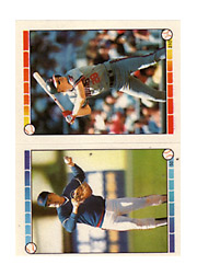 1989 O-Pee-Chee Stickers #50-210