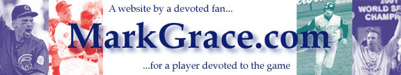 The Mark Grace Website