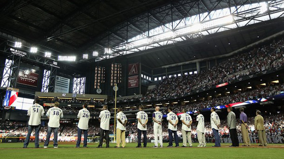 Diamondbacks 10th Anniversary