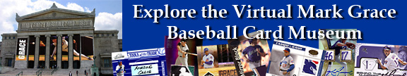 Virtual Mark Grace Baseball Card Museum